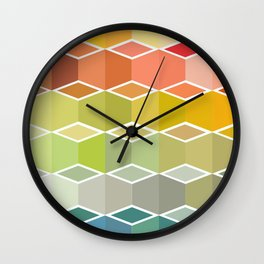 flaneur Wall Clock
