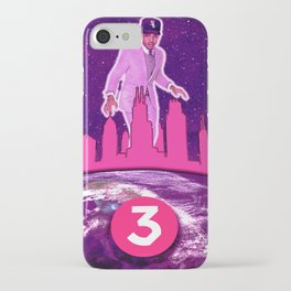 Chance the Rapper 3 iPhone Case