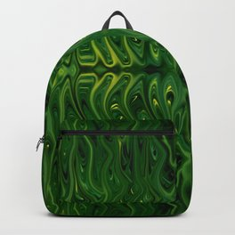 Corn Field Squid by Chris Sparks Backpack