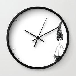 GrumpyZ Wall Clock