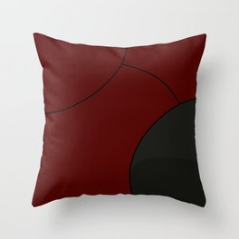 Fittings Throw Pillow
