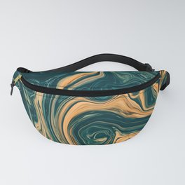 Marble design No1 Fanny Pack