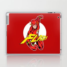 The Flash 2 Laptop & iPad Skin