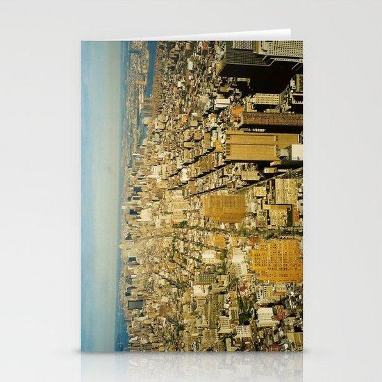 NEW YORK 4 Stationery Cards