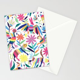 Creatures Otomi Stationery Cards