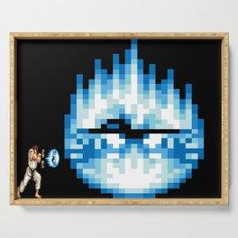 Ryu Hadouken Fireball Serving Tray