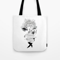 Mailing Angel Tote Bag