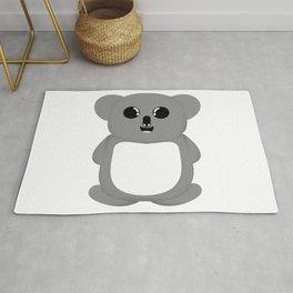 Koala Bear Babe Rug