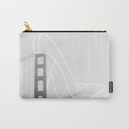 Stiletto in San Francisco Carry-All Pouch