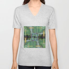 Hyperspace Unisex V-Neck