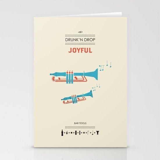 BAR TOOLS 3 - JOYFUL Stationery Cards