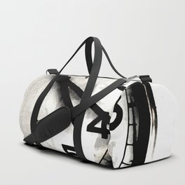 Four Nineteen Clock Duffle Bag