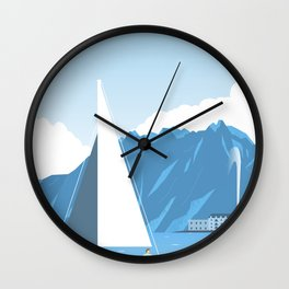 Geneva Wall Clock
