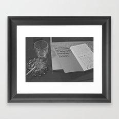 New Beat Framed Art Print