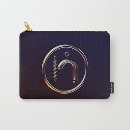 n - Type in Space Carry-All Pouch