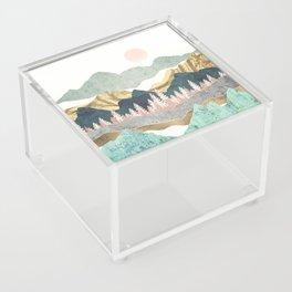Summer Vista Acrylic Box