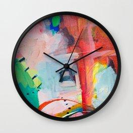Gin Fizz Wall Clock