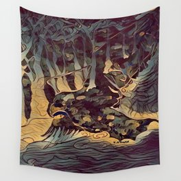 """"""" The Hunt """" Wall Tapestry"""