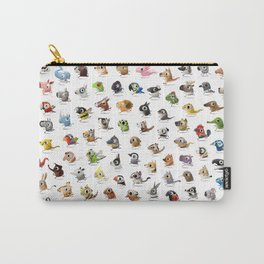 Marathon Animals Carry-All Pouch
