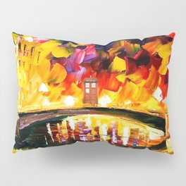 Tardis Stay At The Bridge Pillow Sham