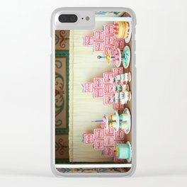 Mendl's Clear iPhone Case