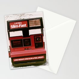 Spirit 600 Ultra Slim-Fast Edition, 1997 Stationery Cards