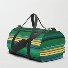 The Yellow Line Duffle Bag