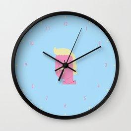 TEX MOSTACHE Wall Clock