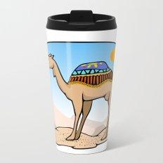 Exalted Camel Metal Travel Mug