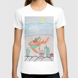 Bottom Dwellers T-shirt