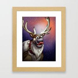 A Taste of Winter Framed Art Print