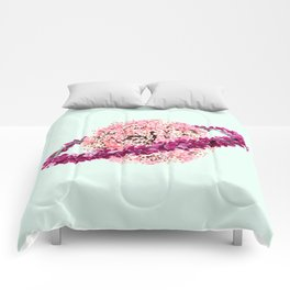 FLORAL PLANET Comforters