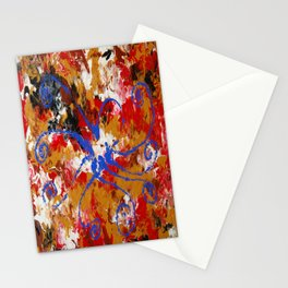 Murky Reef Stationery Cards