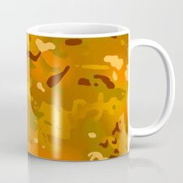 Camouflage: Hunting Orange Coffee Mug