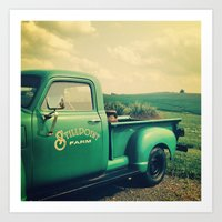 Stillpoint Farm Art Print