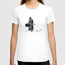 Mundanity and Darth Vader T-shirt