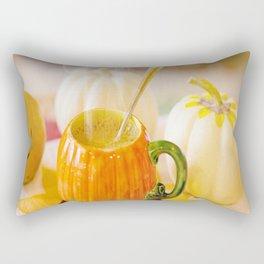 Sweat Pumpkin Spice Latte Automne : Citrouille Orange Sweet , Merry Christmas 2019 Rectangular Pillow