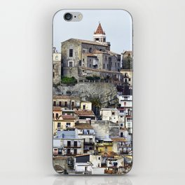 Urban Landscape - Cathedrale - Sicily - Italy iPhone Skin