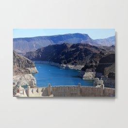 Lake Mead Nevada Metal Print