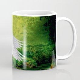Pegasus By The Stream Coffee Mug