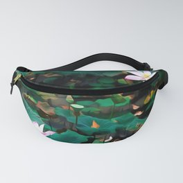 Lotus - A Pattern Fanny Pack