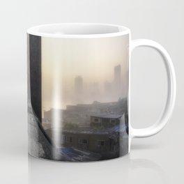 Sunrise On Fort Coffee Mug
