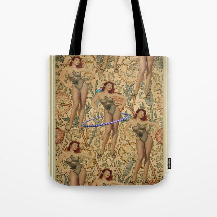 Rula Hula  Tote Bag