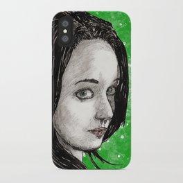 Sera iPhone Case