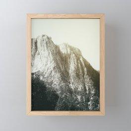 Yosemite Valley XII Framed Mini Art Print