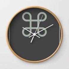 Command Bowen Knot Wall Clock