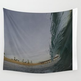 Ice Wall Tapestry