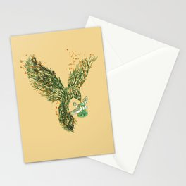 The Journey Begins Stationery Cards