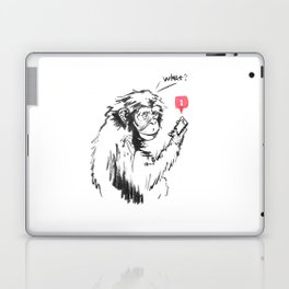 What? Laptop & iPad Skin