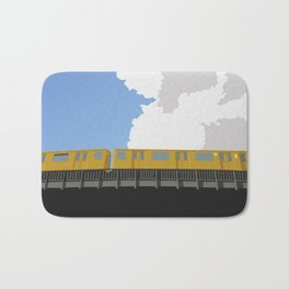 Travelling without moving. Bath Mat